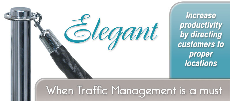 Elegant: Increase productivity by directing customers to proper locations